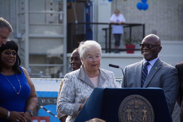 NYC Schools Chancellor Fariña