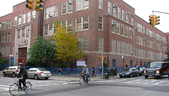 Earth School, one of the schools in the pilot program