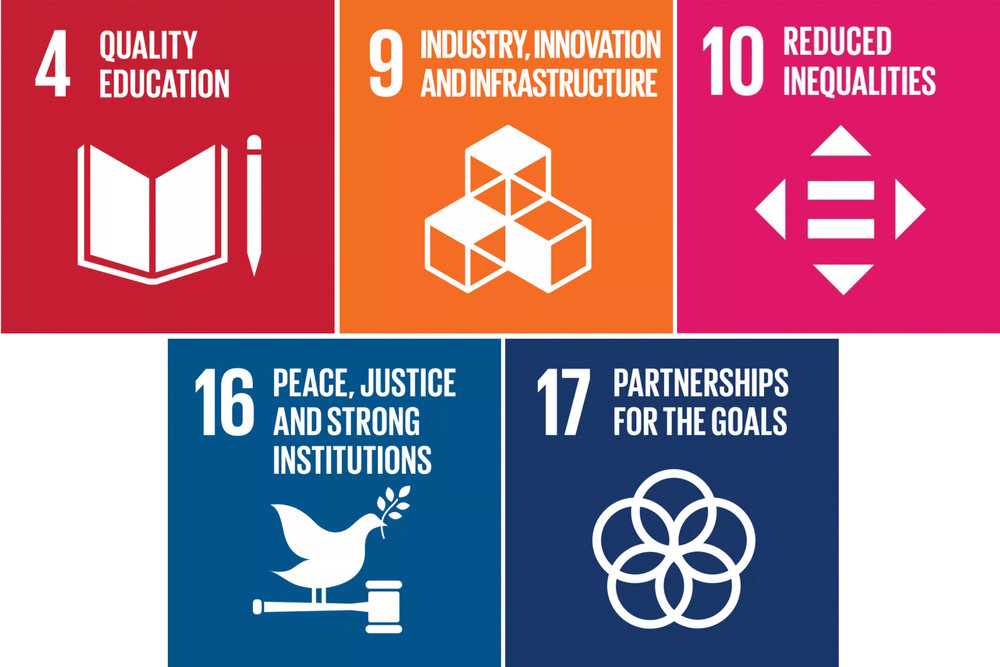United Nations Sustainable Development Goals: http://www.un.org/sustainabledevelopment/sustainable-development-goals/
