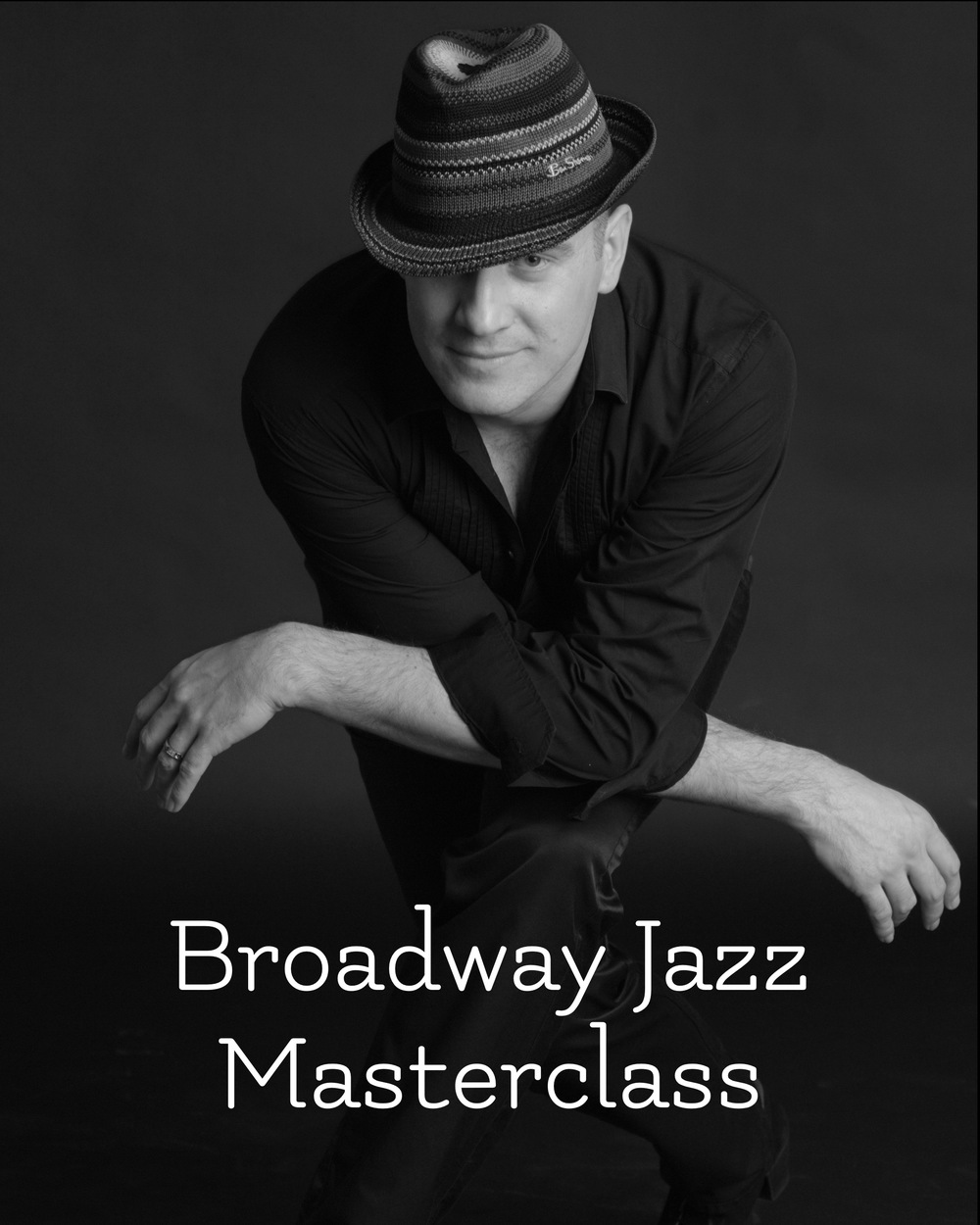 David has a vast knowledge of style and form related to classic Broadway jazz. He has studied with Randy Skinner, Alan Onickel, Joe Tremaine and Luigi.