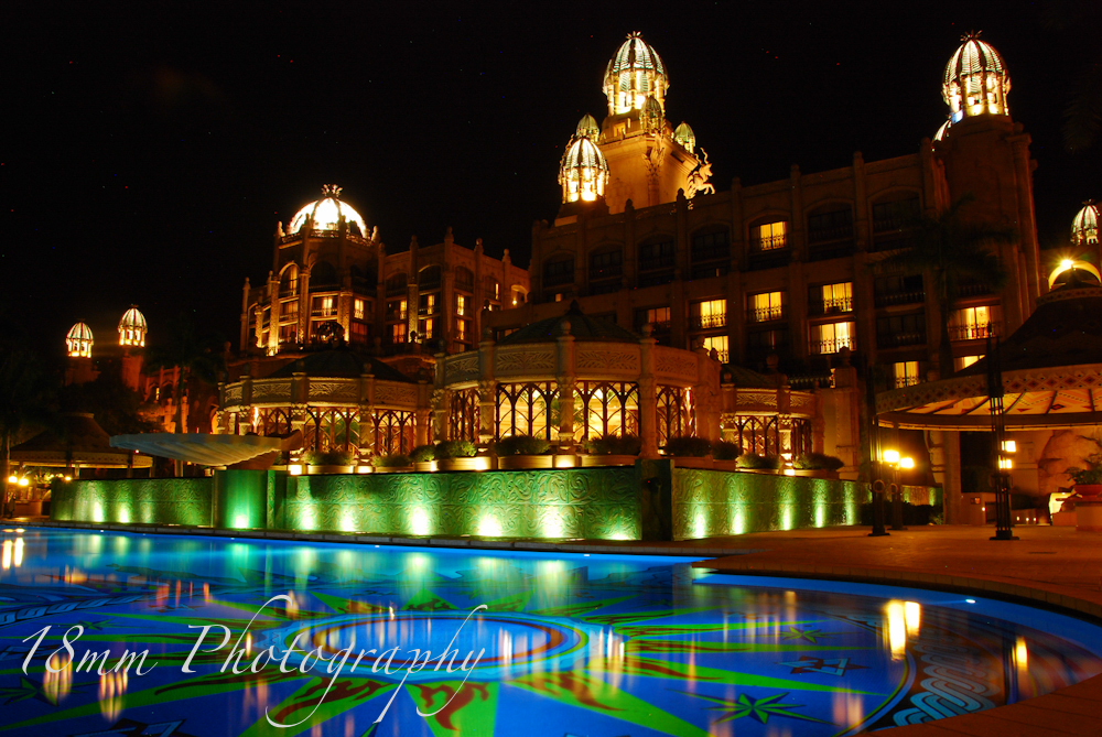 Night Photography The Palace Sun City.jpg