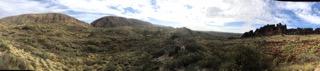 The Dolomite walk at Ellory Creek