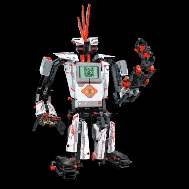 Lego Mindstorms EV3 - a common member of school robotics clubs