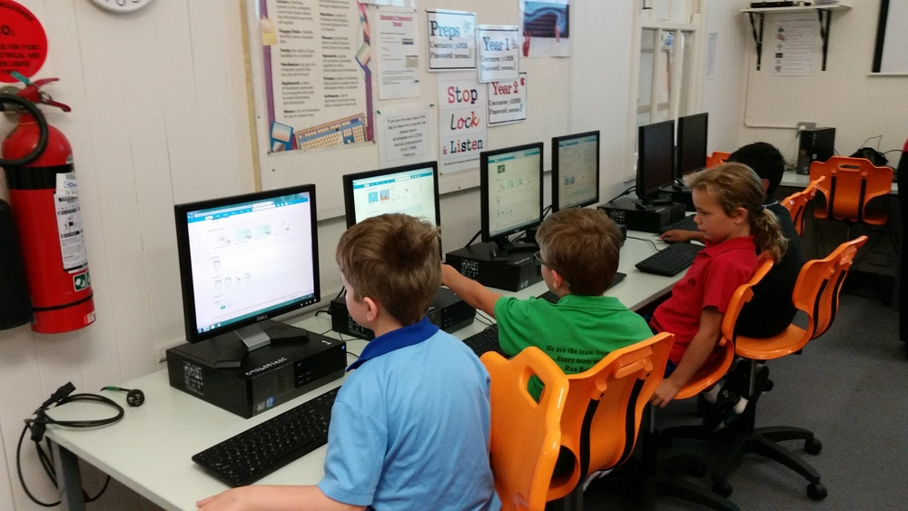 A before-school (7.30-8.30am) coding club in Brisbane.