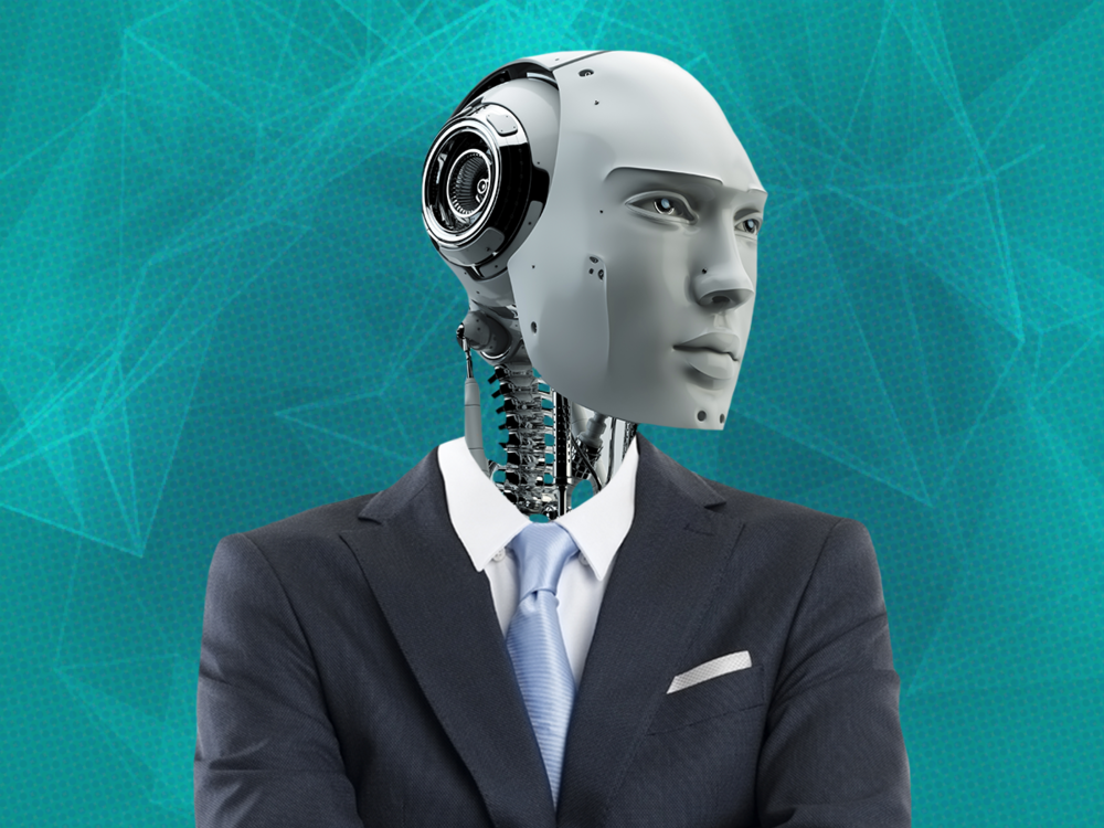 Artificial Intelligence professionals - working 24/7 and at the speed of light. Image credit:Skye Gould/Tech Insider