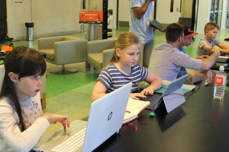 Join our coding clubs in Brisbane, Ipswich, Gold Coast and Logan