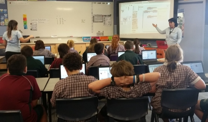 St Mary's Catholic College, Kingaroy, Queensland: Engaging Science Grant winner