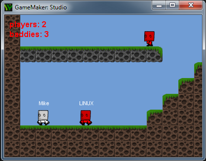 Build your own computer game with GameMaker. Anyone can do it. Credit: https://www.yoyogames.com