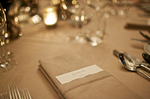 Table napkin and wedding menu.JPG