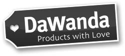 DaWanda-Logo als JPG (250 Pixel Breite mit weißem Hintergrund und Schatten)sw.jpg