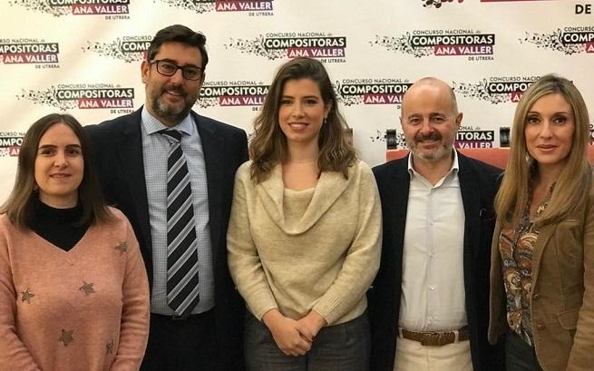 """Utrera celebrará el primer concurso para mujeres compositoras """"Ana Valler"""" -"""
