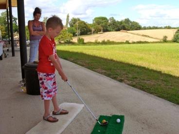 Golfclinics?