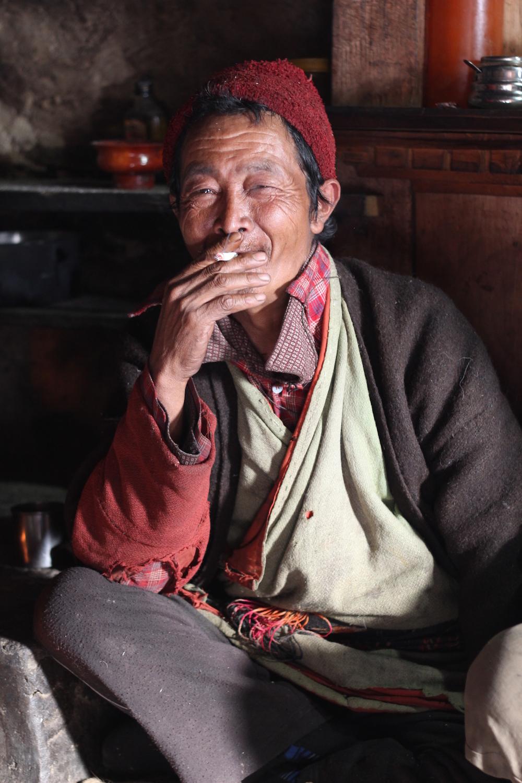 Gatlang, Nepal