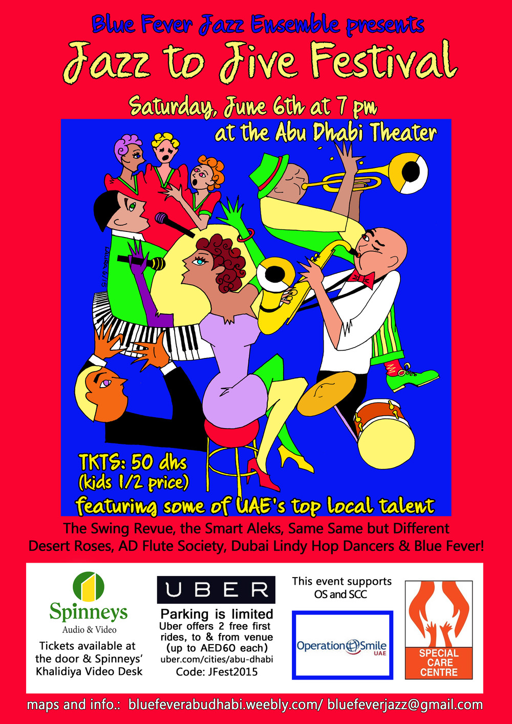 Jazz to Jive Festival poster sml June 6 2015.jpg