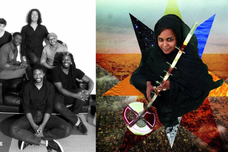 UAE Debuts  AZIZ SAHMAOUI & UNIVERSITY OF GNAWA / NOURA MINT SEYMALI  music   When / Thursday, February 16, 7:30pm   Where / East Plaza
