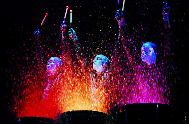 Yas Island is about to turn blue. The Blue Man Group, a stage show combining comedy, a rock concert and a dance party, will perform at the du Forum from April 18 to 22 as part of its world tour.  The group of men, all painted in blue, have taken their show to more than 20 countries via a number of Blue Man Group productions running concurrently. The UAE show will feature brand new content — new music, stories, custom instruments and technology, say organisers.