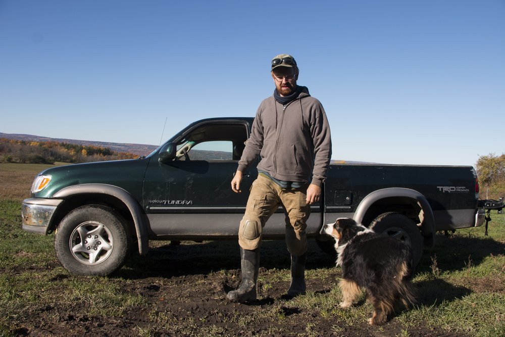 "Munzer said that farming allows him to have a career that lets him enjoy the outdoors and is a skill that requires an incredible amount of patience. ""Farmers are the real scientists of this country,"" the farmer said. ""We're constantly on the cutting edge of new technological advances and have to try new methods of growing."""