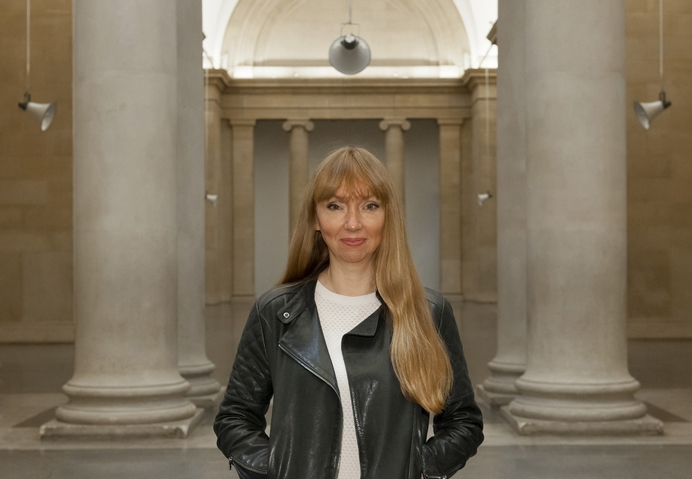 Susan Philipsz, London, 2015. Photograph: Jo Fernandez.