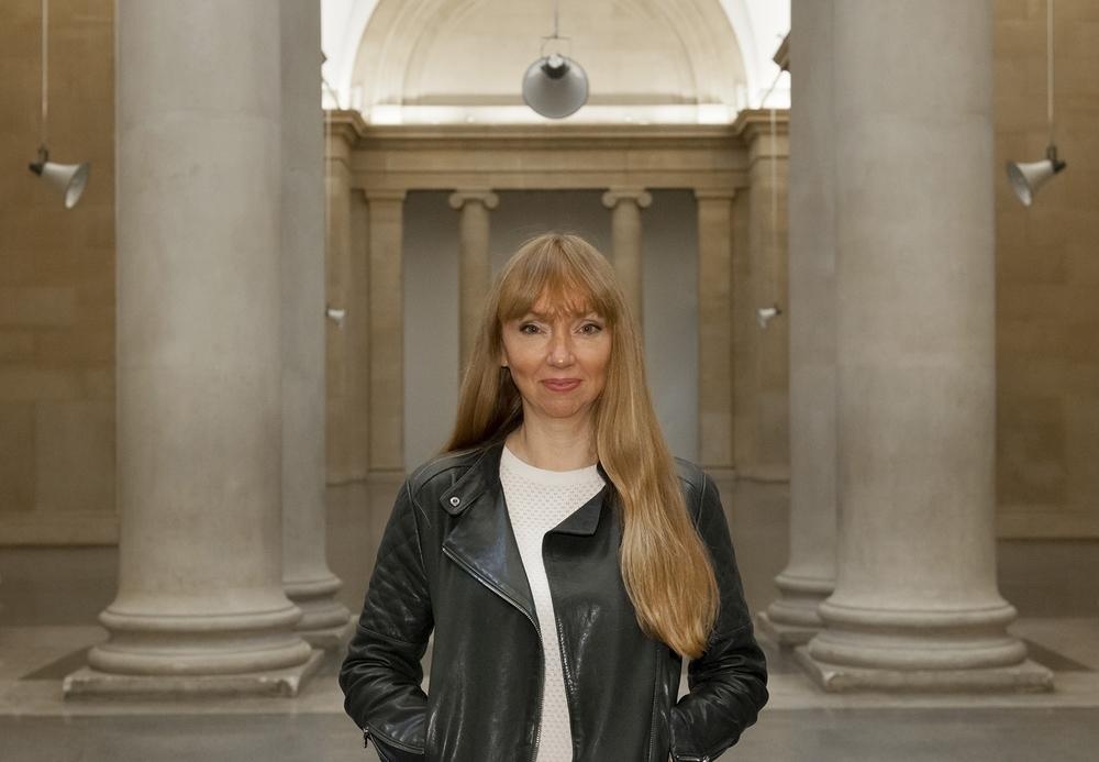 Susan Philipsz, London, 2015.Photograph: Jo Fernandez.