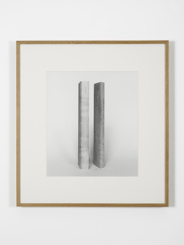 Becky Beasley,Extensions (Elaboration No. 1), 2012.Gelatin silverprint,164.5 x 123 cm,framed 175.3 x 134 cm.Courtesy Laura Bartlett Gallery, London.