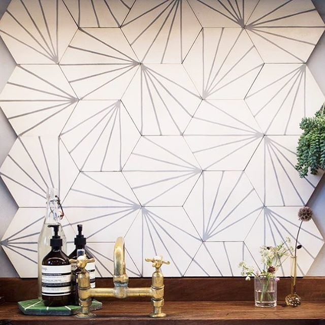 @91magazine sharing our tile obsession. 📸 @cathy.pyle