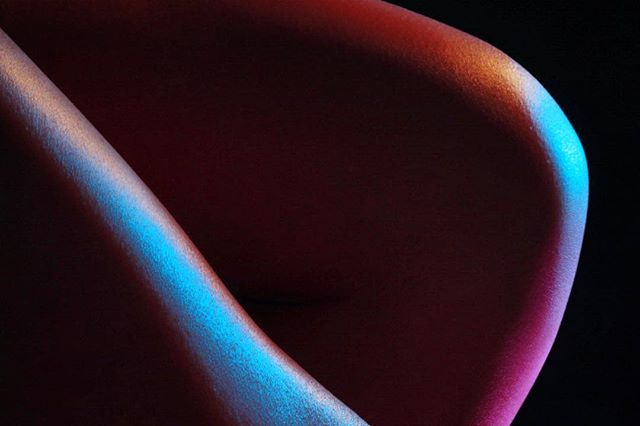 Sunset on Venus. - flip your phone. I like a bunch of the angles. - @lifedelaurita from the archives - - - - - - - - - - - - - - - #skin #human #humanbody #body #portrait #abstract #landscape #nude #nudes #gallery #portrait #portraitphotography #lights #mood #minimalism #color #neon #art #abstractart