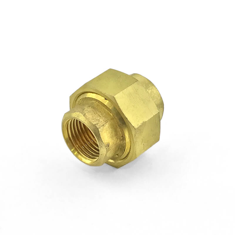 Brass Threaded Pipe Fittings - 150 PSI