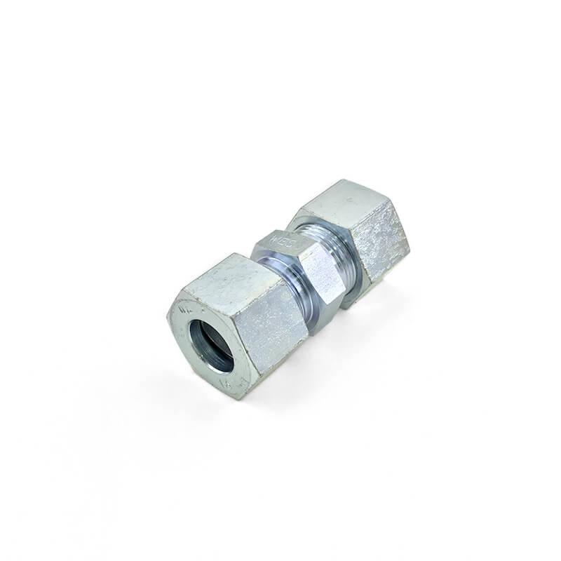 Steel DIN 2353 Tube Fittings - High Pressure