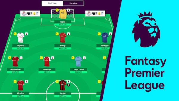 We use the official Fantasy Premier League