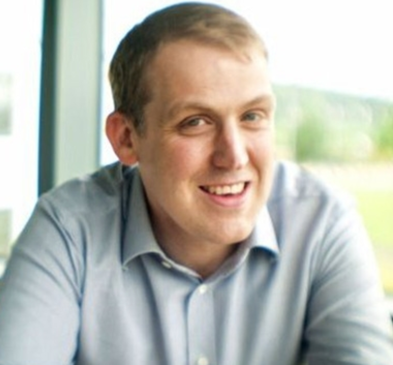 Neil Logan of The Data Lab
