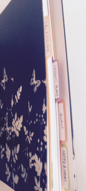 amie-longmire-notebook-organization