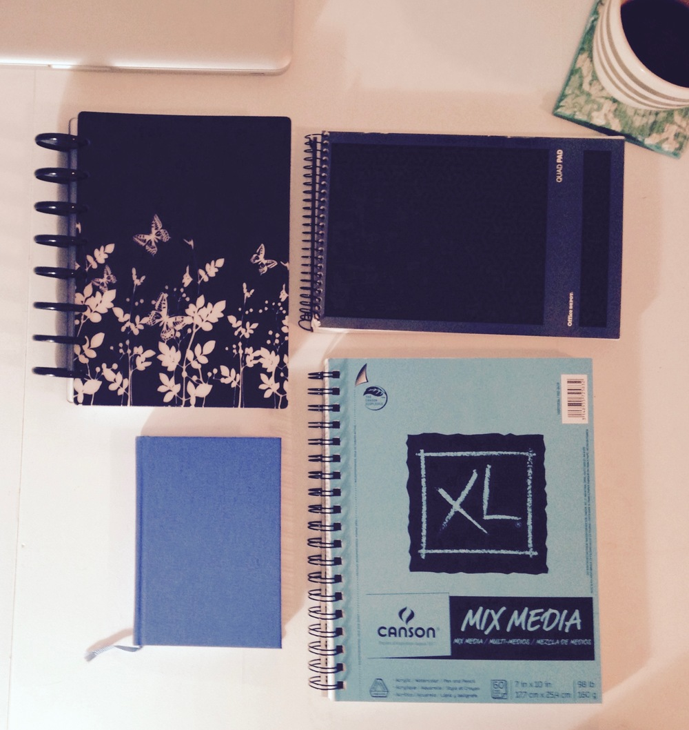 amie-longmire-notebooks