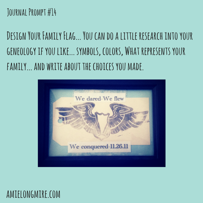 amie-longmire-journal-prompt-14-family-flag