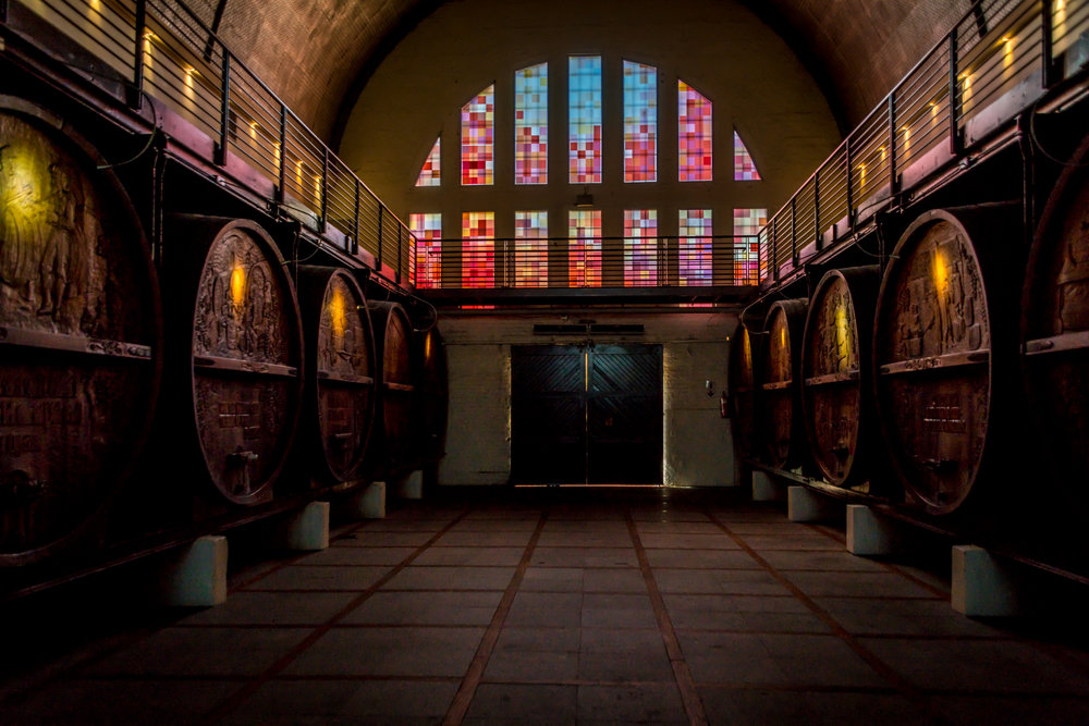 Cathedral of Wine