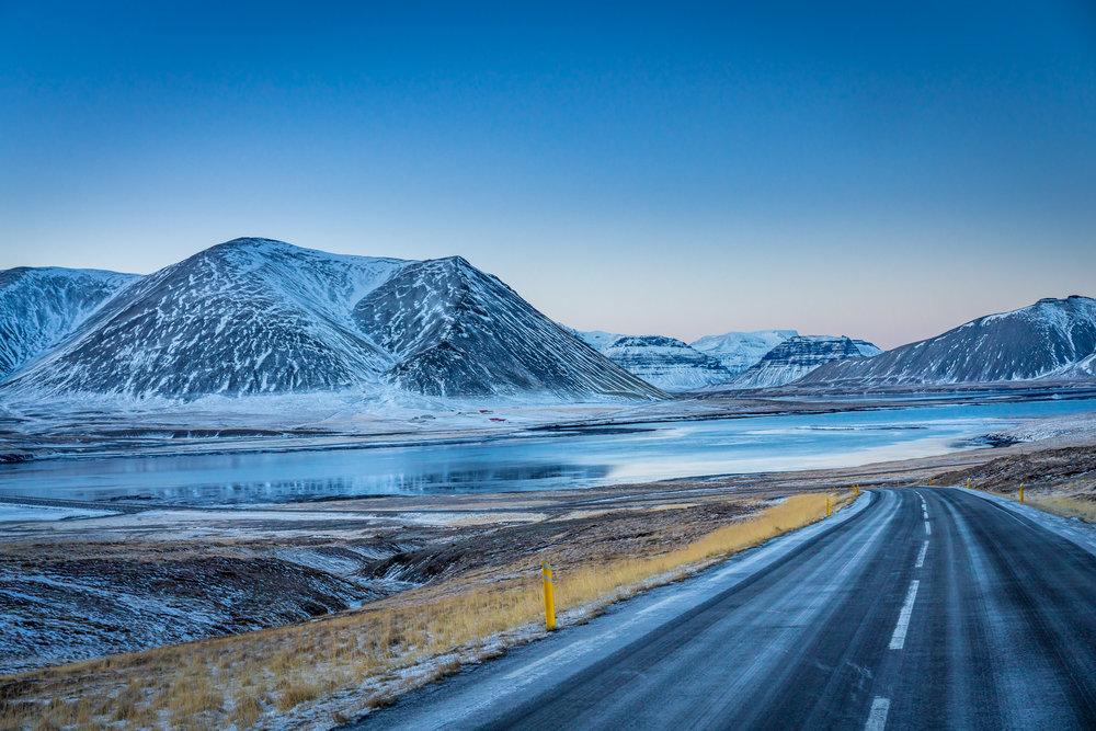 Iceland Winter Wonderland