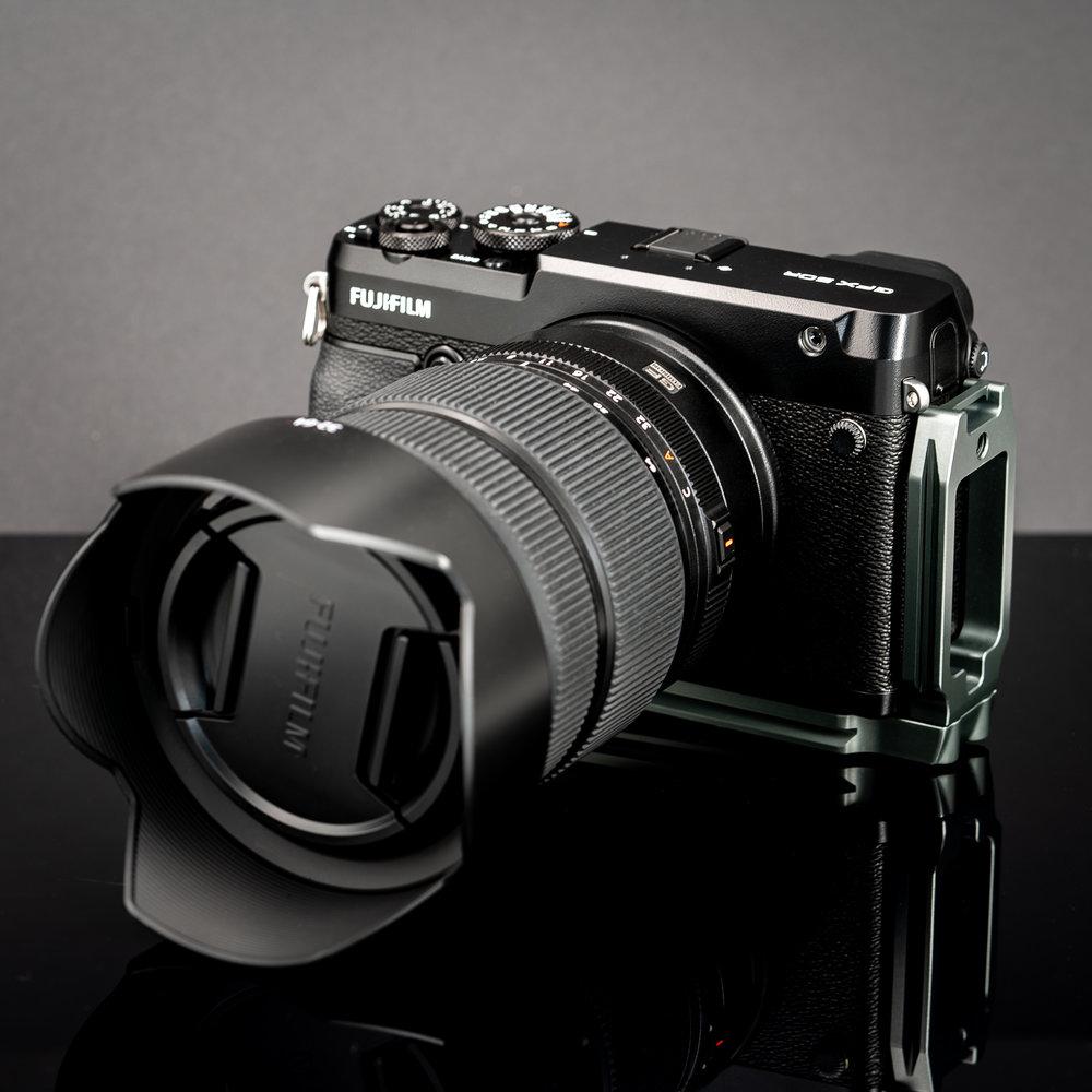 Fujifilm GFX 50R, GF 32-64mm f4