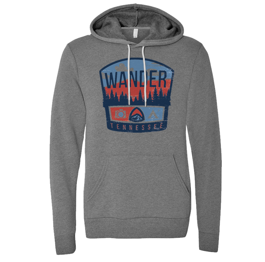 Wander Tennessee Tristar Adventures Hoodie shirt Tshirt Instagram Nashville Gatlinburg Smokies Smoky Mountains.png