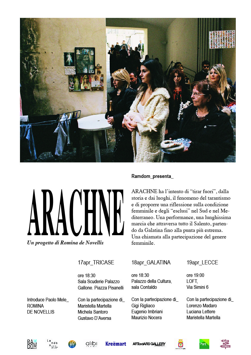 ARACHNE 3 public talks