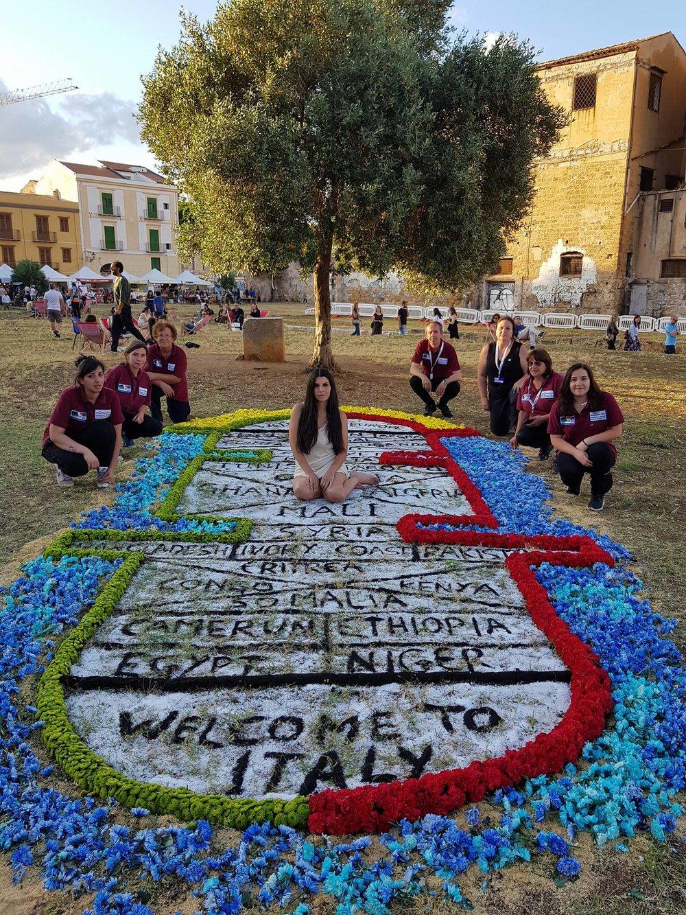 IL GIOCO DELLA CAMPANA / MANIFESTA #12 PALERMO