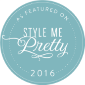 Style Me Pretty Feature: Summer New Jersey Lakeside Wedding