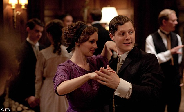 TITANIC - Harry WidnerSienna Films/ABC