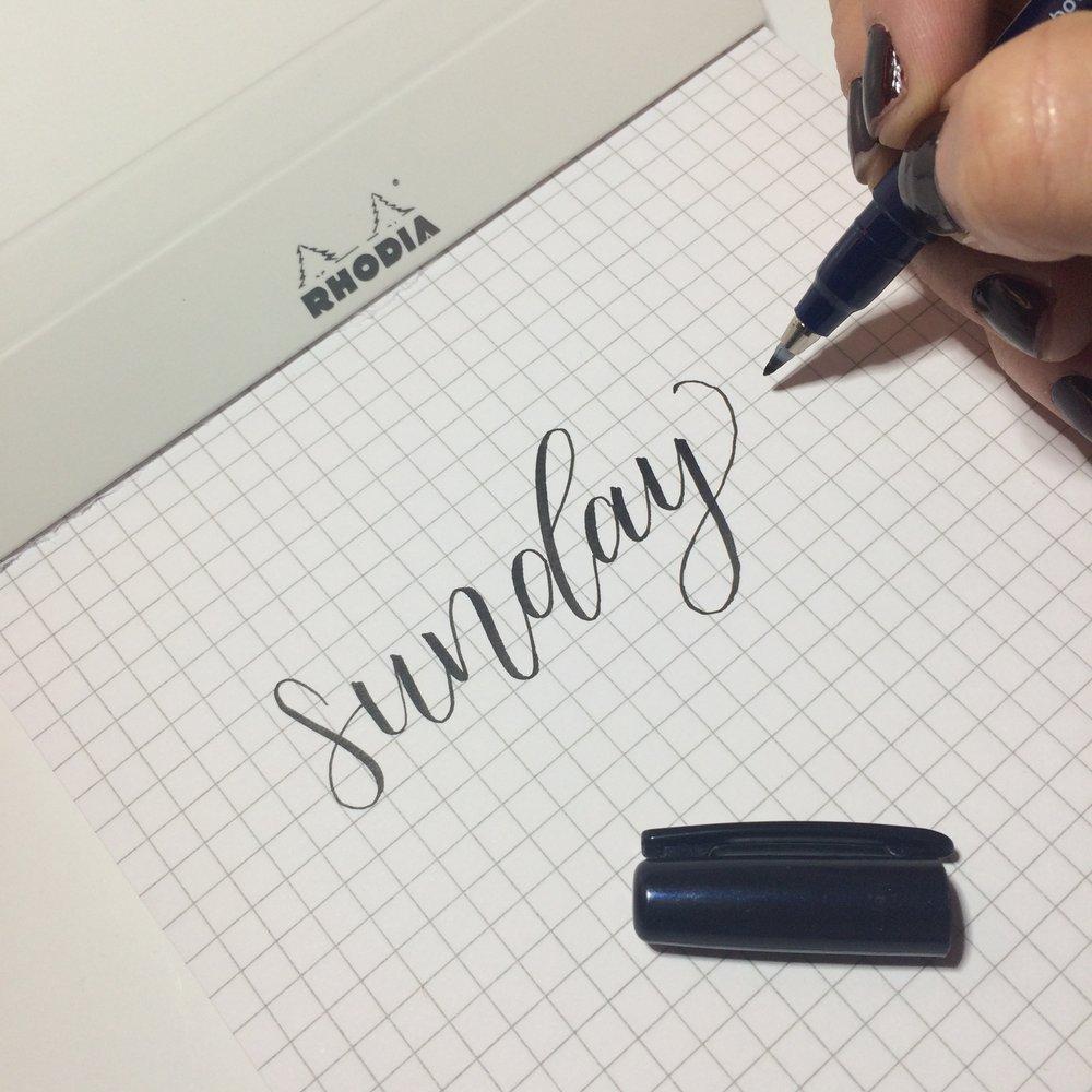 digitizing-modern-calligraphy-lettering-rhodia-grid-pad.JPG