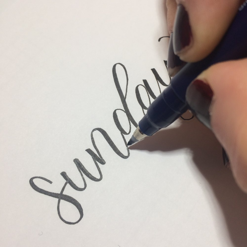 digitizing-modern-calligraphy-handlettering-rhodia-tombow