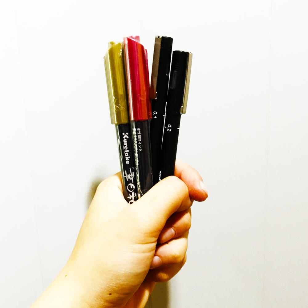 brush-pens-bangkok