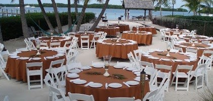 Linen Rentals and Table and Chair Rentals in Miami,