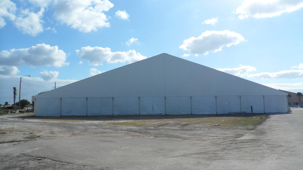 Clearspan Tent Rentals in Miami