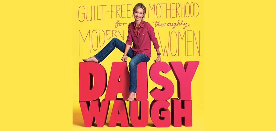 Daisy Waugh Book cover    Role: Make-up artist