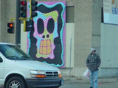 Un Dia con los Muertos en Lake Street