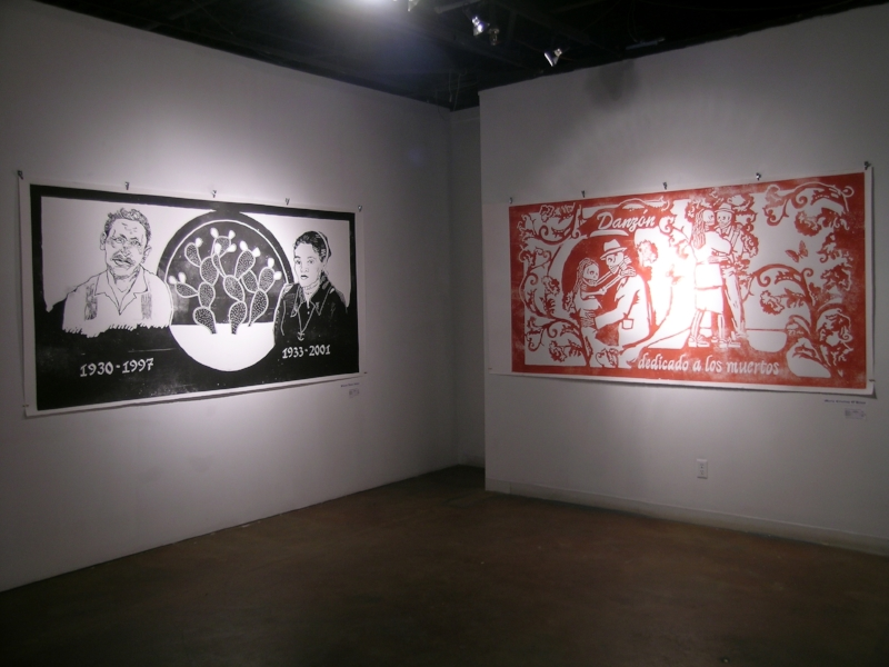 Nuno Nunez/Cristina Maria Tavera, California Building Gallery, Minneapolis, MN