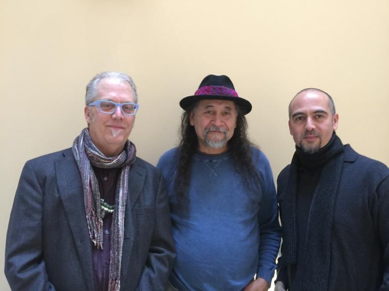 Dougie Padilla, Jim Denomie, Xavier Tavera